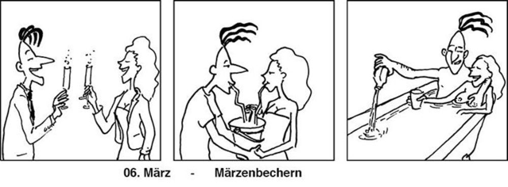 Tuesday4Club - Märzenbechern am 06.03.2018 @ U4
