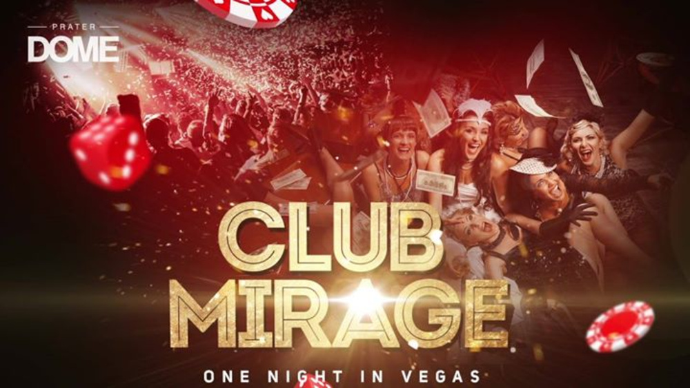 Club Mirage am 09.03.2018 @ Prater Dome