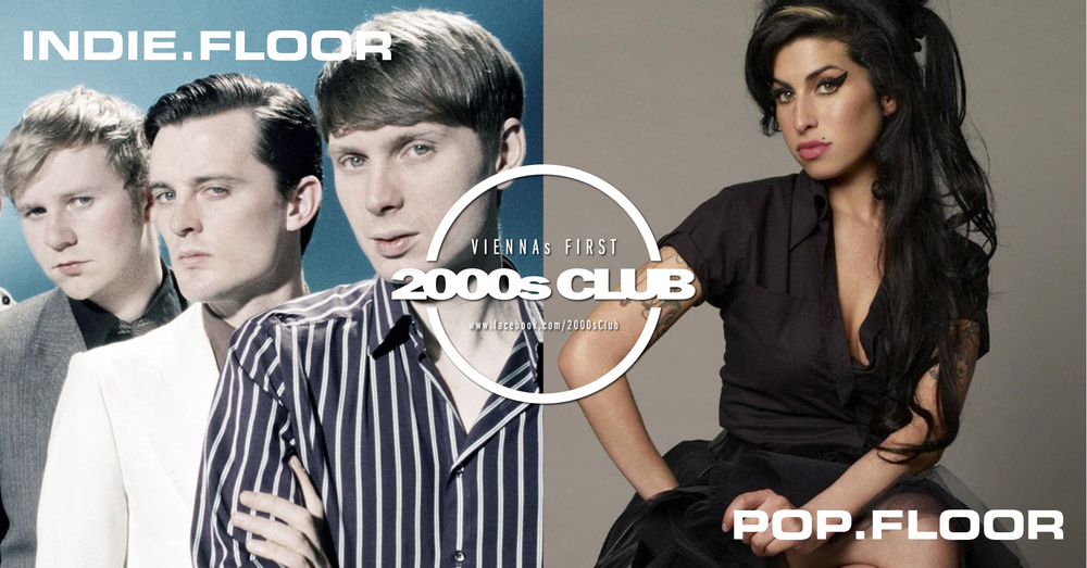 2000s Club mit BITTEN BY DJ-Set am 02.02.2019 @ The Loft