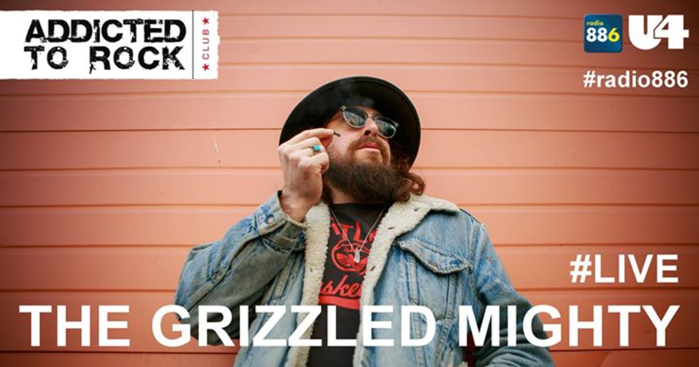 ATR I The Grizzled Mighty #live am 13.04.2018 @ U4