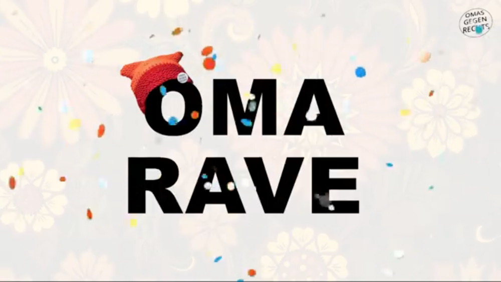 OMA Rave am 15.06.2018 @ Maria-Theresien-Platz