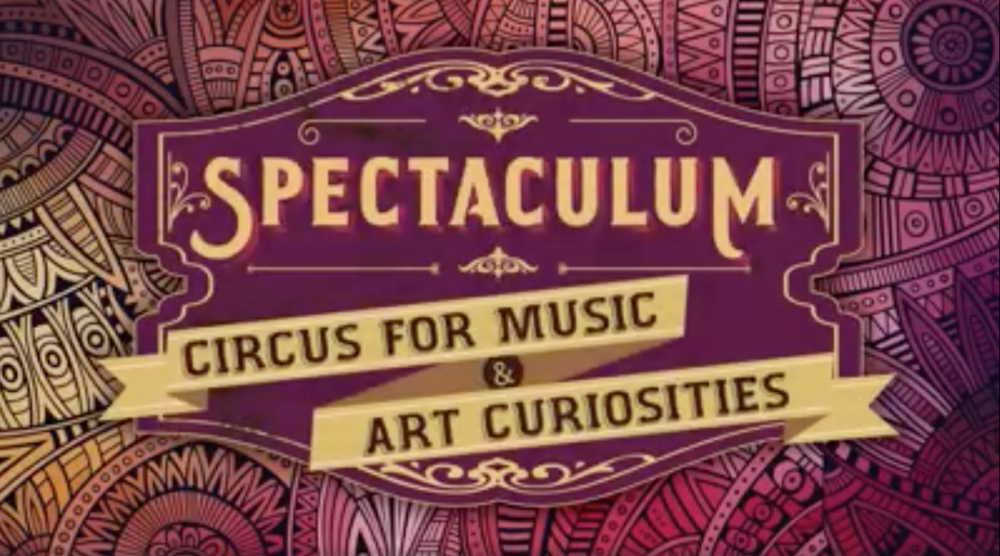 S P E C T A C U L U M - 2018 ★ Circus for music & art! am 24.08.2018 @ Burgruine Aggstein