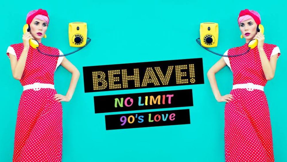 Behave! No Limit - 90's Love am 03.11.2018 @ U4