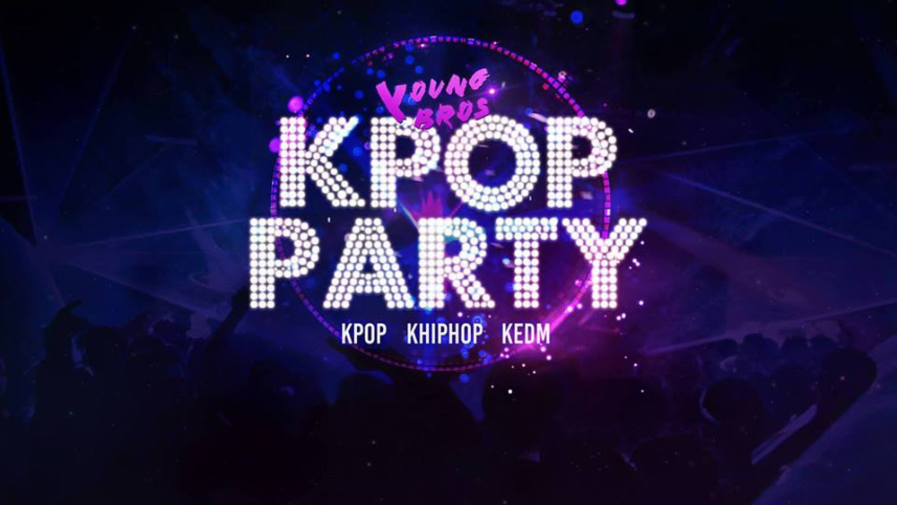 K-Pop & K-Hiphop Party x Young Bros in Vienna 02/02/2019 am 02.02.2019 @ CityClub Vienna