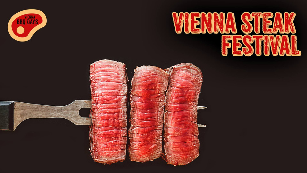 Steak Festival am 31.05.2019 @ Marx Halle