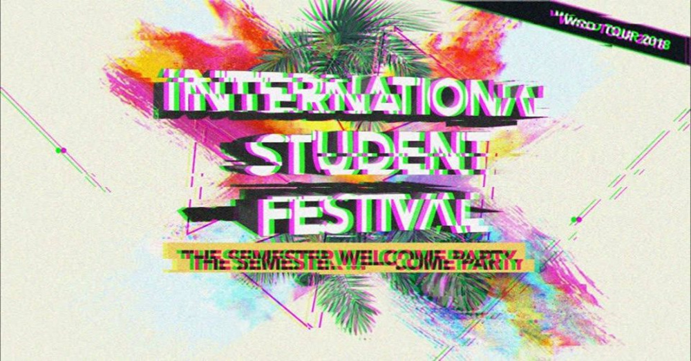 International Student Festival I Vienna am 14.02.2019 @ Roxy Club