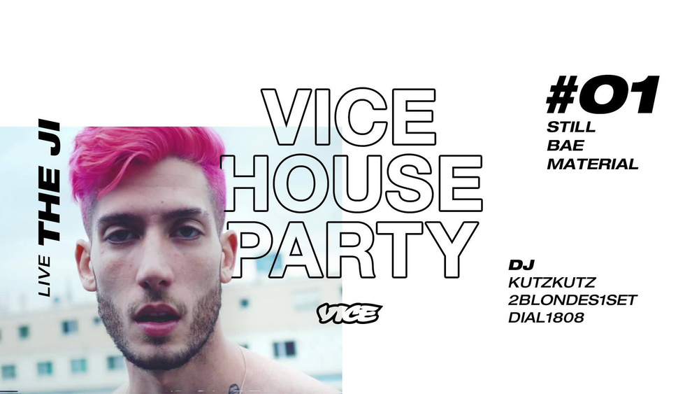 VICE HOUSE PARTY #1 am 15.02.2019 @ OC - Opera Club