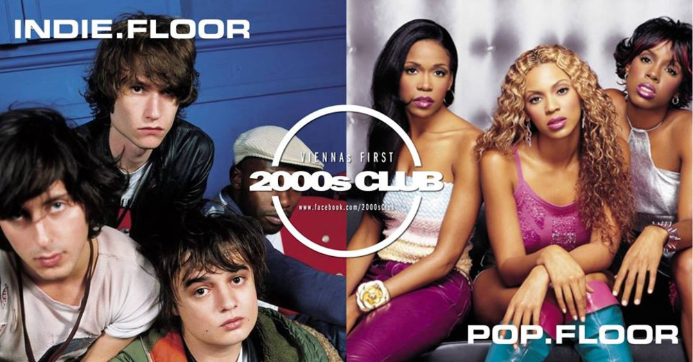 2000s Club: Faschingssamstag! am 02.03.2019 @ The Loft