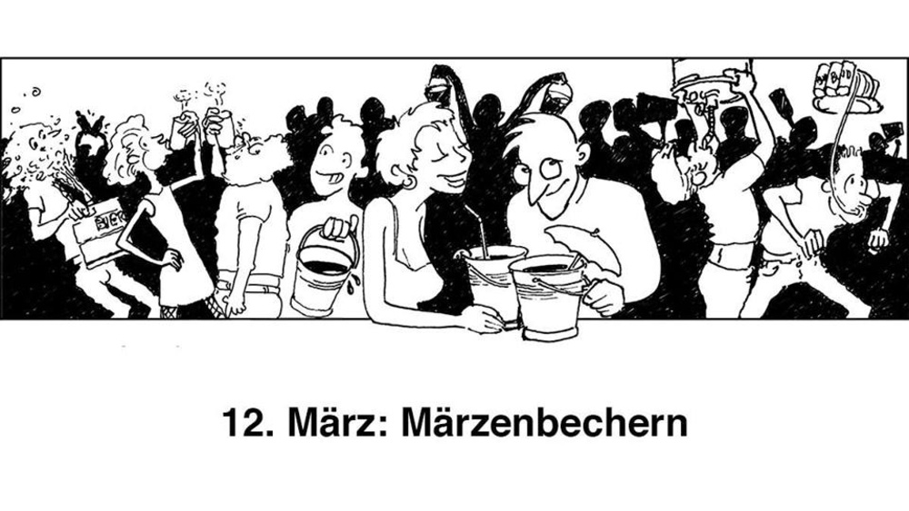 Tuesday4Club - Märzenbechern am 12.03.2019 @ U4