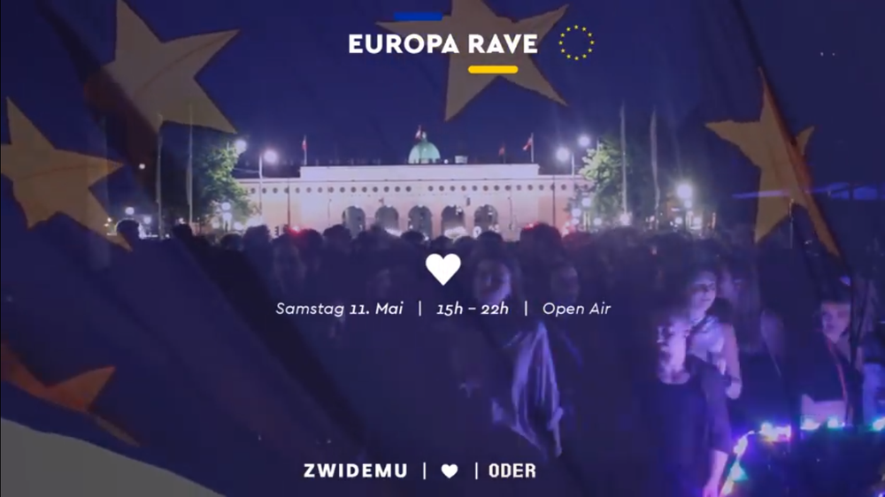 Europa Rave am 11.05.2019 @ Maria-Theresien-Platz