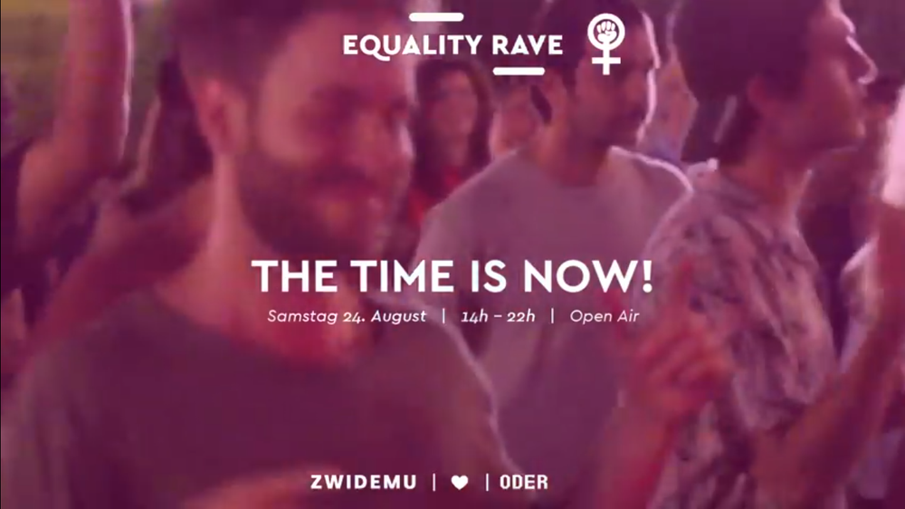 Equality Rave am 24.08.2019 @ Maria-Theresien-Platz