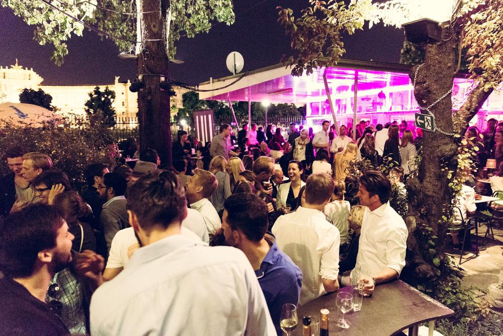 Technocafe Opening Featured By Ramazzotti Aperitivo Rosato Am
