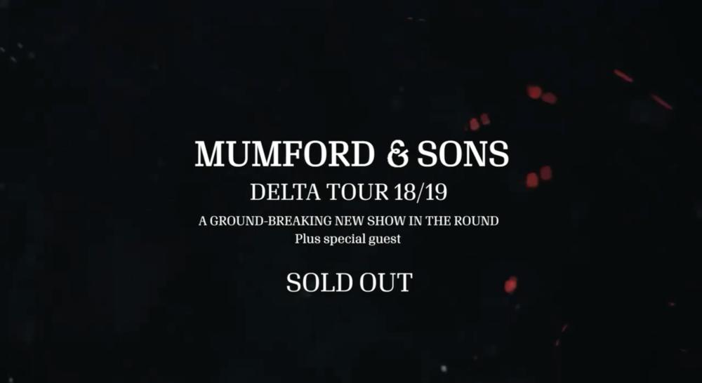 Fm4 Indiekiste Mit Mumford Sons Delta Tour Wien Soldout Am