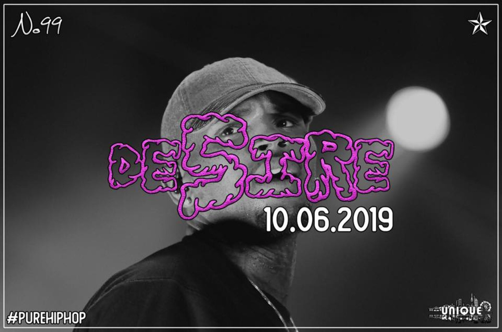DESIRE | NEXT DAY IS A HOLIDAY am 10.06.2019 @ No. 99
