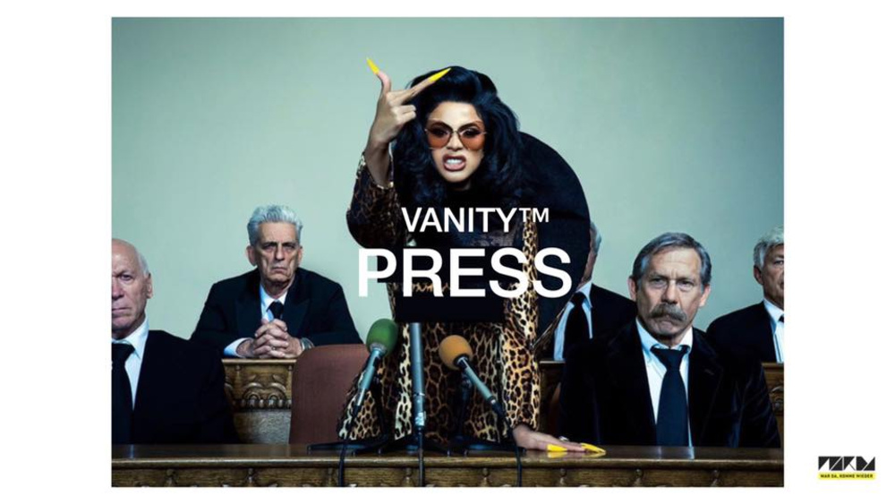 VANITY™ PRESS am 27.07.2019 @ Babenberger Passage