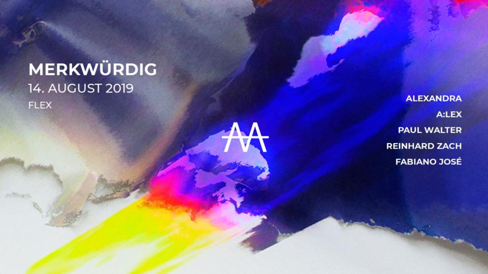 Merkwürdig / Open Air / Rave / Alexandra am 14.08.2019 @ Flex