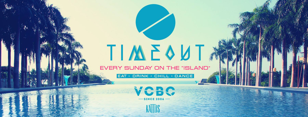 Timeout am 25.08.2019 @ Vienna City Beach Club