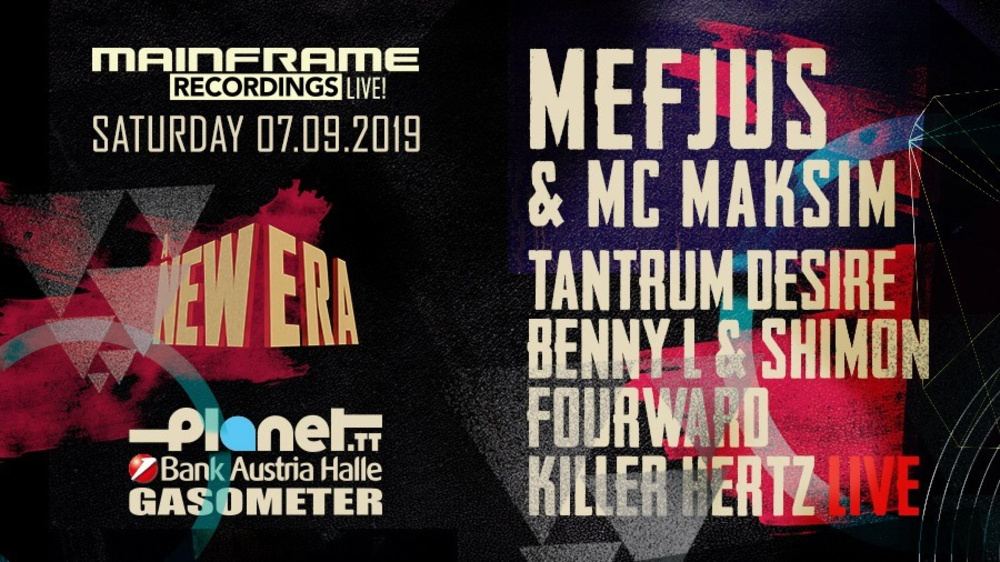 17 Years of MAINFRAME 07.09.19 am 07.09.2019 @ Gasometer - Planet