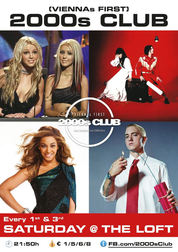 ​2000s Club: Glowstick Special! am 21.09.2019 @ The Loft