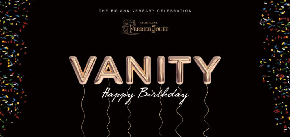 VANITY™ The BIG Anniversary Celebration am 02.11.2019 @ Babenberger Passage