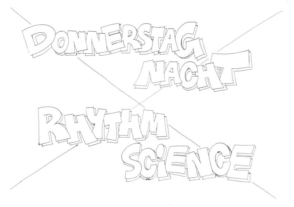 Donnerstag Nacht X Rhythm Science am 05.12.2019 @ Sass Club