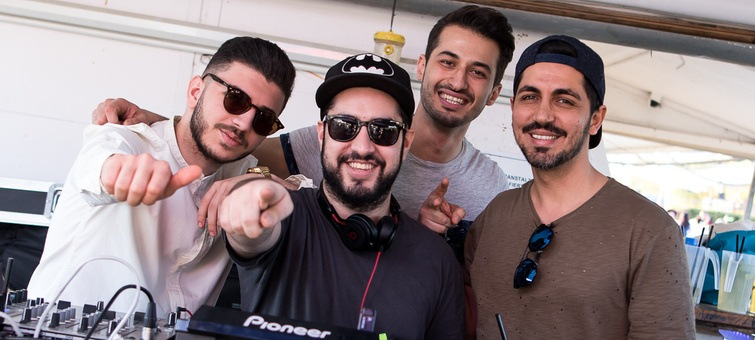Foto von VCBC First - Make summer great again am 02.04.2017 (Vienna City Beach Club)