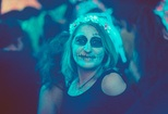 Foto von Halloween Electronic Carnival mit Sonic Species, ZYCE, Materia am 31.10.2018 (Flex)