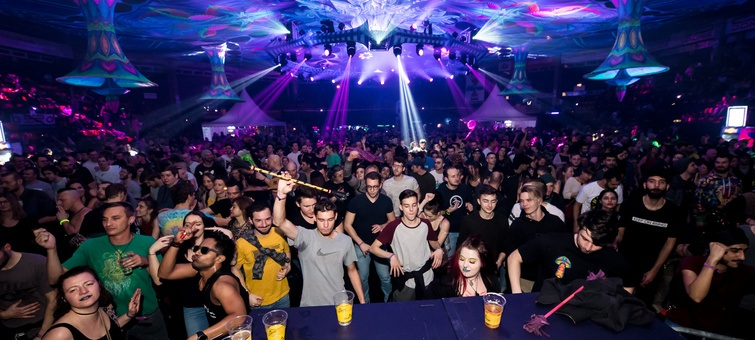 Foto von Paradise Winter Festival 2019 - 10 Years Anniversary am 25.01.2019 (Hallmann Dome)