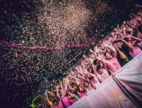 Foto von COLOR BAAASH WIEN - Austrias largest Paint Party am 25.10.2014 (Gasometer - Planet)