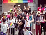 Foto von Regenbogenparade 2014 + After Hour  am 14.06.2014 (Wien)