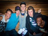 Foto von Dem Slackers [NL] by Mau Mau Music | Summer Nights  am 18.07.2012 (Fluc Wanne)