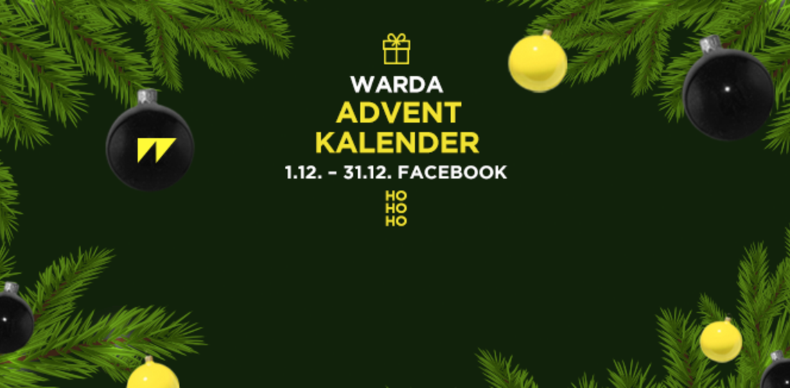 WARDA Adventkalender (c) Grafiken - warda.at